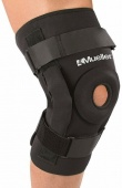 Бандаж на колено MUELLER 5333 PRO-LEVEL HINGED KNEE BRACE DELUX